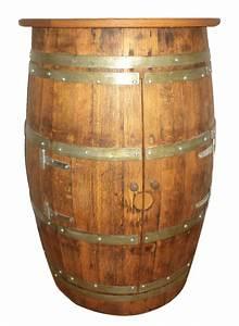 Tonneau En Bois : un bar tonneau bois le bouvet ~ Melissatoandfro.com Idées de Décoration