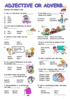 adverb activities images adverb activities