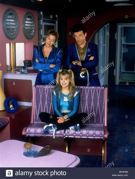 zenon 21st century storms kirsten 1999 movie greg walsh gwynyth disney space tv channel costume xenon zoom movies parents alamy