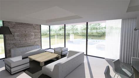 interieur maison architecte