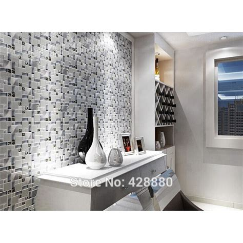 Bathroom Backsplash Ideas And Pictures by Silver Metal And Glass Tile Backsplash Ideas Bathroom