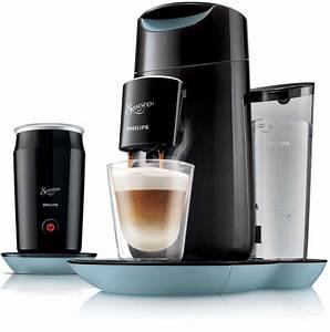 Kaffeemaschine Mit Milchaufschäumer : twist milk kaffeepadmaschine und milchaufsch umer hd7874 60 senseo ~ Eleganceandgraceweddings.com Haus und Dekorationen