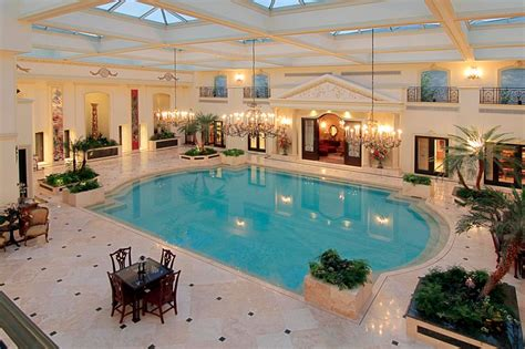 homes   market  insane  story indoor swimming pools  homes   rich