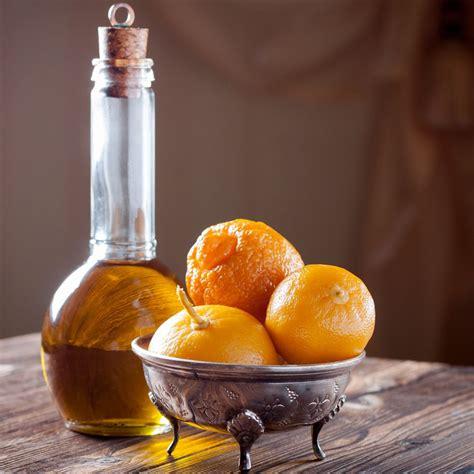 huile de citron cuisine citrons confits à l 39 huile