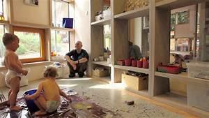 Kinderbett Für 3 Jährige : raumgestaltung in kitas f r 0 bis 3 j hrige ganz nah dabei youtube ~ Orissabook.com Haus und Dekorationen