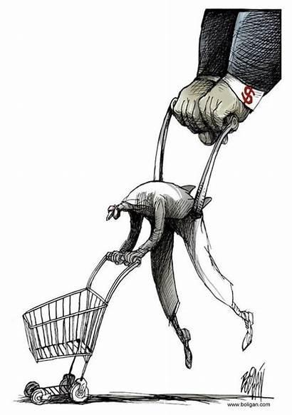 Boligan Angel Surreal Contemporary Cartoons Illustrations Freeyork