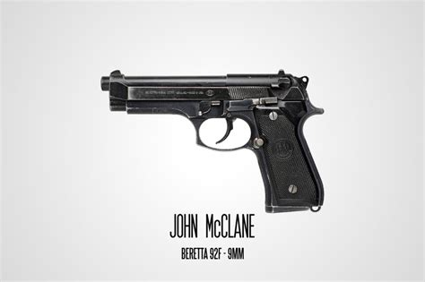13 Most Famous Guns Used By Hollywood Super Heroes. Awesome
