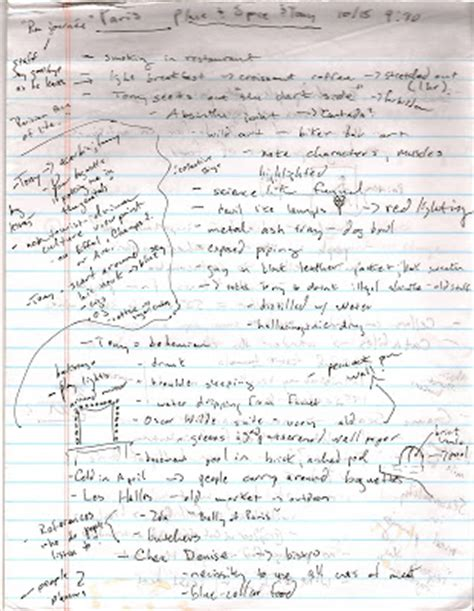 ethnography investigating cultural practices field notes