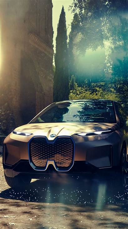 4k Future Vision Bmw Inext Wallpapers Iphone