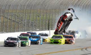 Nascar's Strict, New Crash Rule Is Going To Leave Some