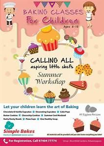 Baking Classes For Children, Vidyanarayanpura, Bangalore