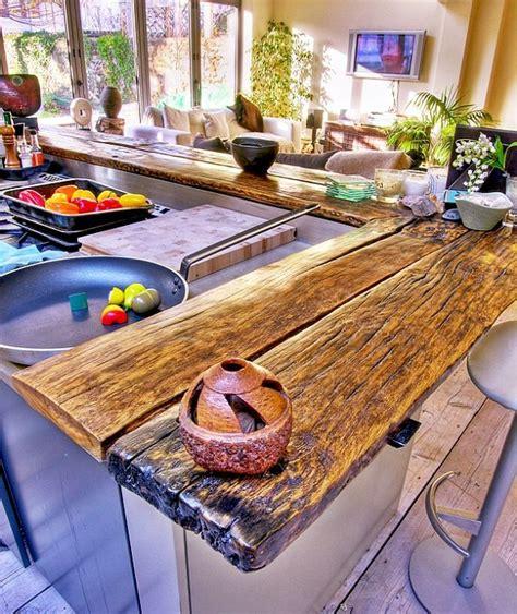 cozy wooden kitchen countertop designs digsdigs