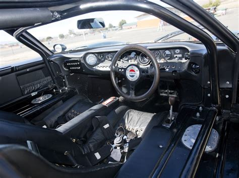 ford supercar interior 1965 ford gt40 mkii supercar race racing classic g t
