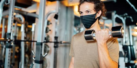 Why Working Out In A Mask Is Ok And May Be Better For You