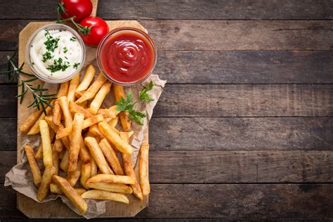 Animated Food Wallpaper - fries tomatoes food wallpapers hd desktop and mobile