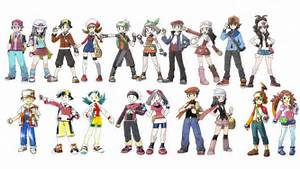 which ones are not real pokemon trainers