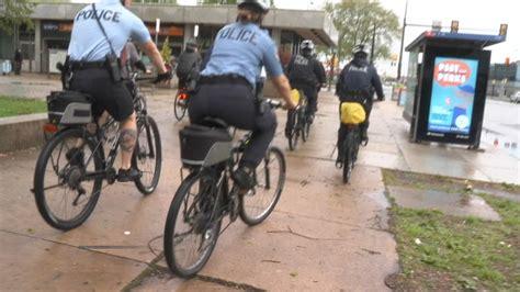 2nd Annual Police Memorial Bike Ride In South Philadelphia