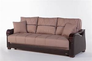 bennett milano vizon sofa bed in fabric by istikbal w options With sofa bed options