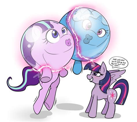 Ball Pony Bffs By Mistresscelestia On Deviantart