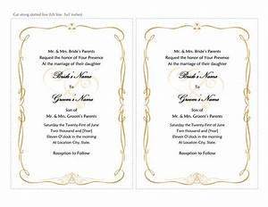 free wedding invitation templates a4 weddingpluspluscom With wedding invitation template a4