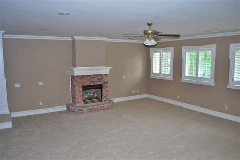 wall color to complement brick fireplace she s a