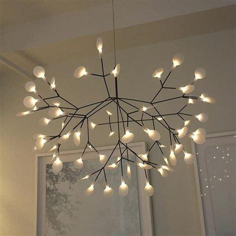 firefly floating crystal 5 light dangling pendant firefly pendant lighting inspiration for a modern u shaped