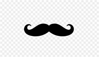 Mustache Transparent Clipart Clip Moustache Cartoon Blank