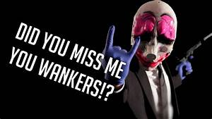 Payday 2 Real Hoxton Showcase Pager Lines Quotes And
