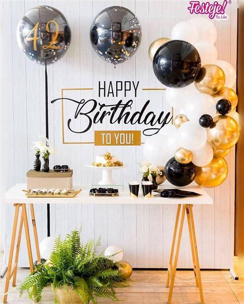 #Birthdaydecorations en 2019 Decoraciones de cumpleaños