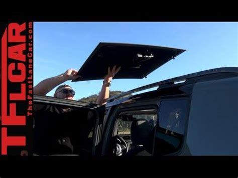 jeep renegade removable roof carrev 2015 jeep renegade my sky removable sunroof tech demo