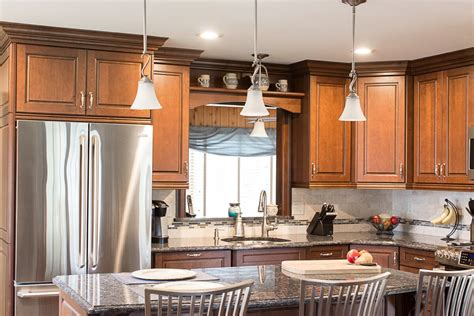 how to win a kitchen makeover sayville kitchens granite countertops island 8949