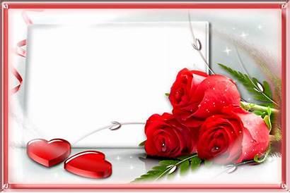 Frame Rose Frames Viptalisman Roses Pngimagesfree Ramki