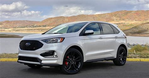 Ford Edge St Price by 2019 Ford Edge St Gray Used Car Reviews Review Release