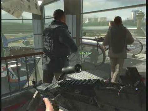 call  duty modern warfare   russian airport