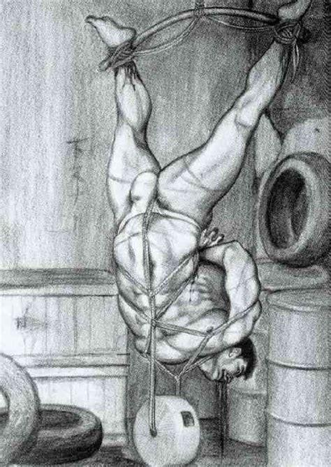 Gay Male Torture Drawings