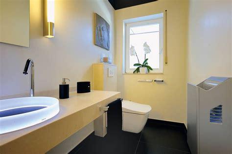 stilvolles gaeste wc fuer das wohl der besucher livvide