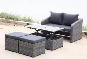 balkon lounge lounge möbel balkon haus ideen