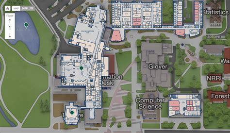 Regis University Colorado Campus Map