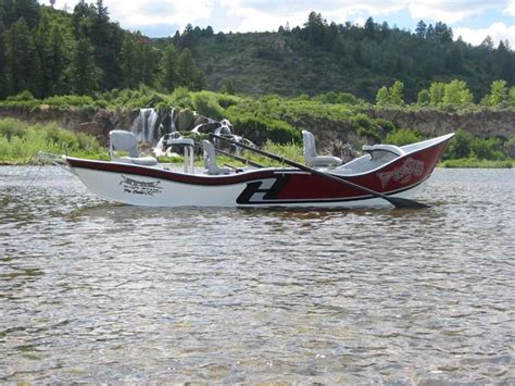 Drift Boat Size by Xl Hi Low Hyde Drift Boats