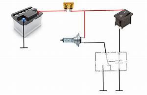 Relais Temporisé Fonctionnement : fonctionnement et controle des relais en automobile ~ Maxctalentgroup.com Avis de Voitures