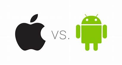 Android Ios Between Differences Apple Different Marketers