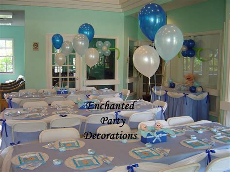 Baby Shower Ideas Table Decorations Homes Alternative