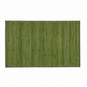 Tapis Salle De Bain Pas Cher : tapis bambou salle de bain maison design ~ Edinachiropracticcenter.com Idées de Décoration