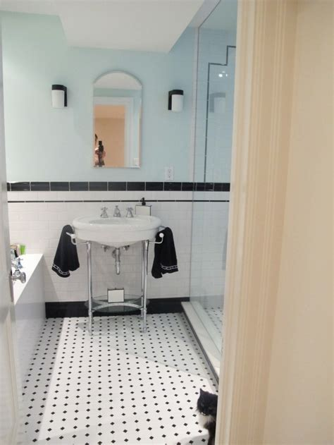 1930s bathroom ideas 1930s style remodel small bathrooms