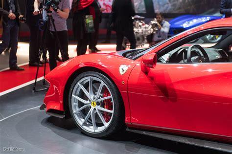 #gms18 Ngắm Ferrari 488 Pista  Bản đặc Biệt Của 488 Gtb