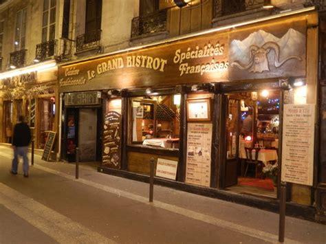 le grand bistrot paris odeon saint michel