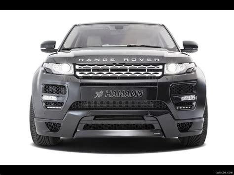 Hamann Range Rover Evoque 5 Door 2018 Front Hd