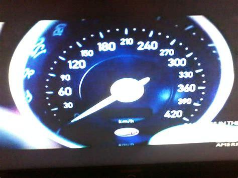 Bugatti Veyron Speedometer P4uyafto