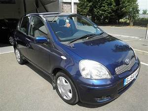 Toyota Yaris 2004 : 2004 toyota yaris 1 0 vvt i blue 5 door manual hatchback in maidstone kent gumtree ~ Medecine-chirurgie-esthetiques.com Avis de Voitures