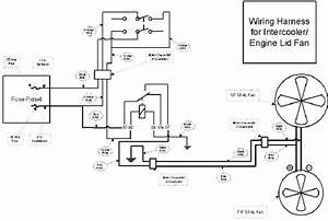 installing spal ic fan page 2 With electric 2 sd fan wiring diagram